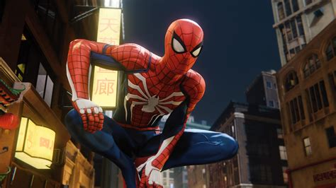 Spiderman Ps4 Pro 2018 4k Game, Hd Games, 4k Wallpapers, Images, Backgrounds, Photos And Pictures