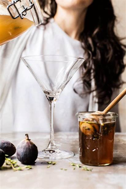 Honey Fig Martini Recipe Perfection Pouring Thyme
