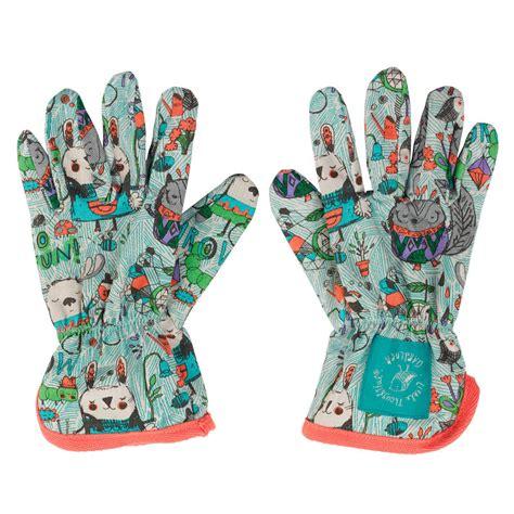 childrens gardening gloves children s gardening gloves by the blue owl