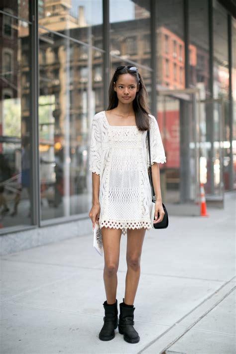 secret  styling  sweet lace dress  tough girl
