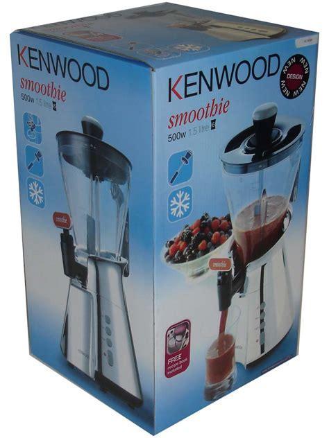 Kenwood SB266 smoothie maker   ELF International Ltd