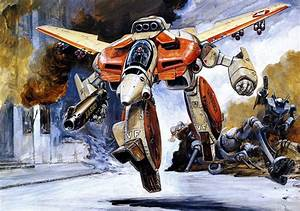 The Live-Action 'Robotech' Movie Still Lives On  Robotech