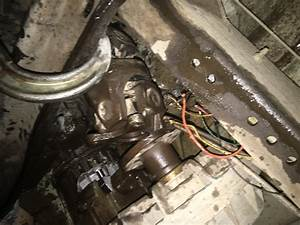 Wiring Ripped Out After Dropping Front Drive Shaft - Ford Forum