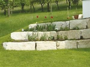 Garten Mauern Steine : trockenmauer garten google suche trockenmauer pinterest trockenmauer suche und google ~ Markanthonyermac.com Haus und Dekorationen