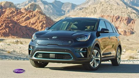 2019 Kia Niro Ev First Look  Carscom Youtube
