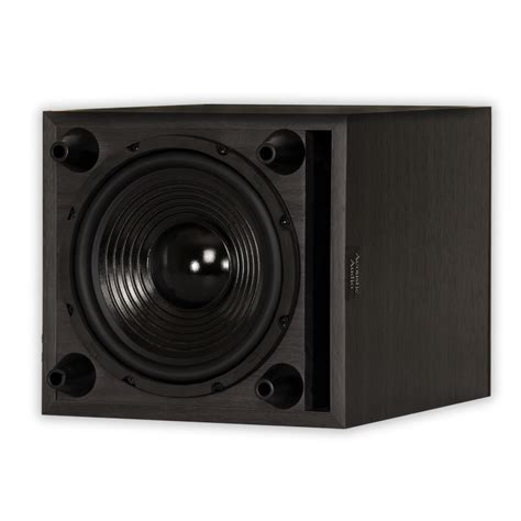 "Acoustic Audio Psw8 Home Theater Powered 8"" Subwoofer"