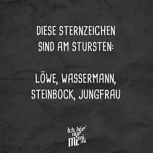 Steinbock Und Jungfrau : diese sternzeichen sind am stursten l we wassermann ~ A.2002-acura-tl-radio.info Haus und Dekorationen