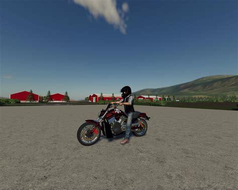 Motorcycle V10 Fs19 Farming Simulator 19 Mod Fs19 Mod