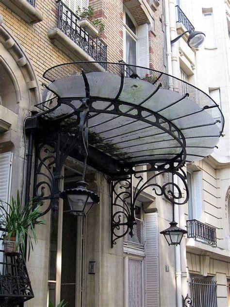 paris french front door glass canopies