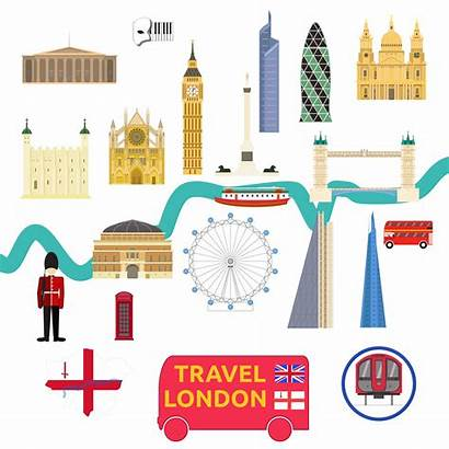London Attractions Clipart Attraction Checklist Miss Don