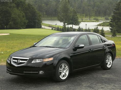 2007 acura tl world automotive collection 2007 acura tl