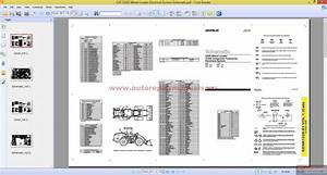 Cat 928g Wheel Loader Electrical System Schematic