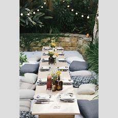 50 Ideen Für Tischdeko Gartenparty Unter Freunden