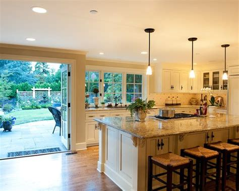 french door kitchen home design ideas pictures remodel