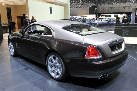 2018 Rolls Royce Wraith Geneva 2018 Photo Gallery Autoblog