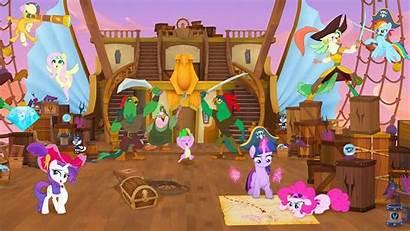 Pony Pirates Mlp Equestria Lionsgate