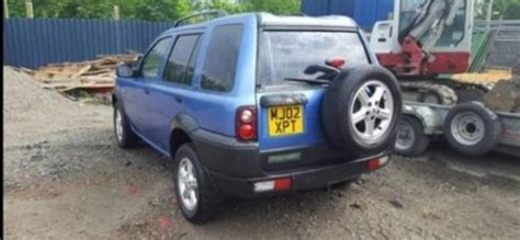auto body repair training 2002 land rover freelander security system parts or repair land rover freelander for sale in blanchardstown dublin from sw1990