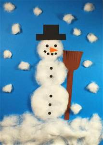 Basteln Winter Kinder : schneemann basteln kinderspiele ~ Frokenaadalensverden.com Haus und Dekorationen