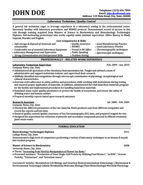 molecular biology lab technician resume anh nguyen