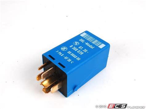 genuine bmw 61358368039 daytime running lights relay 61 35 8 368 039