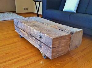 the selkirk table reclaimed wood timber coffee table With reclaimed wood coffee table etsy