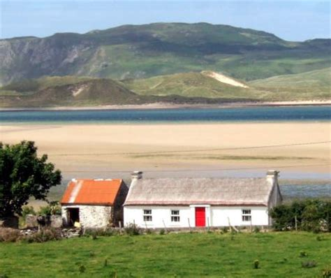 donegal cottage cottages in ballyliffin donegal self catering