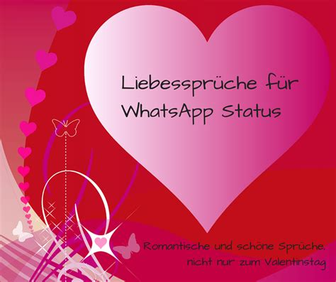 liebesspr 252 che f 252 r whatsapp status what s up