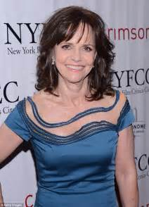 sally field swimsuit sally field shows off her slender figure in a satin shift