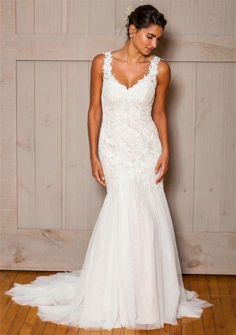 davids bridal fall  collection wedding dress