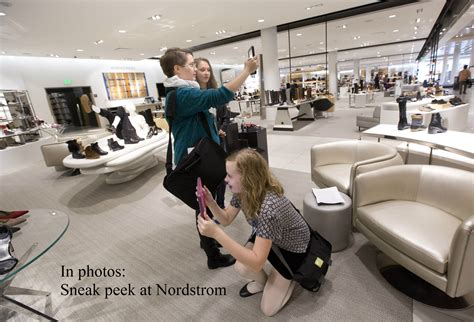 nordstrom rack milwaukee nordstrom settles in to new home at wauwatosa s mayfair mall