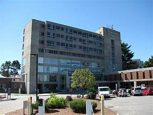 Diagram Of A Hospital