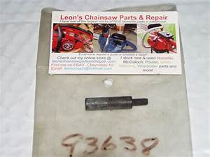 Mcculloch 100s  110  120  130  140  160s Chainsaw Parts