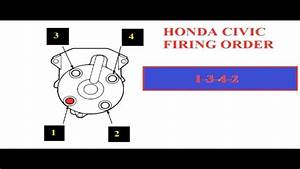 1993 Honda Civic D15 Spark Plug Wire Diagram