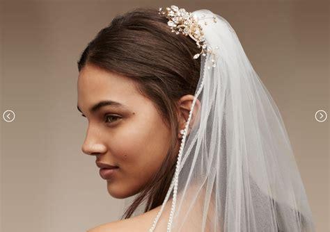 Wedding Hairstyles With Veil :  Bridal Headpieces, Tiaras & Veils