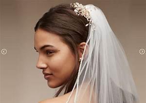 Wedding Veil Styles Bridal Headpieces Tiaras Veils