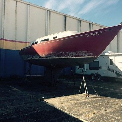 Sailboat With Motor by 1992 Unknown Unknown For Sale In Saint Charles Illinois