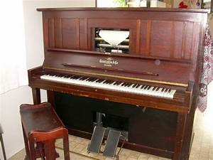 Antique Upright Piano Value