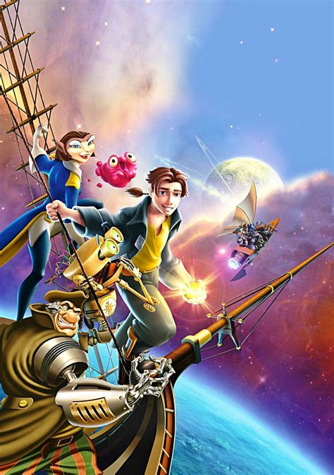 Strong and sleek, and in a wide range of natural colors, these wooden frames work beautifully in any décor and with any poster. Treasure Planet (2002) | Animation ~ Adventure ~ Family | Find your place in the universe ...