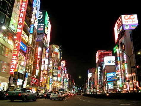 Places Must Visit In Tokyo