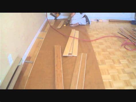 installing hardwood floors  existing hardwood floors
