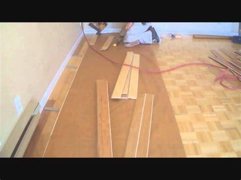 Installing Hardwood Floors over Existing Hardwood Floors
