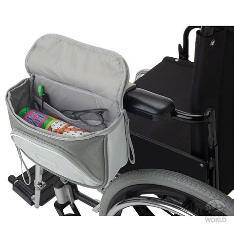 wheelchair accessories armrest needs special organizer camping zippidy wheelchairs arm space mobility chair adaptive equipment gift disability cerebral palsy cord