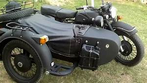 Dnepr Mt-11 Motorcycle 1994 With Side Car