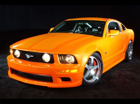 ford mustang gt   tapety na pulpit