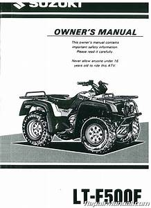 1999 Suzuki Lt