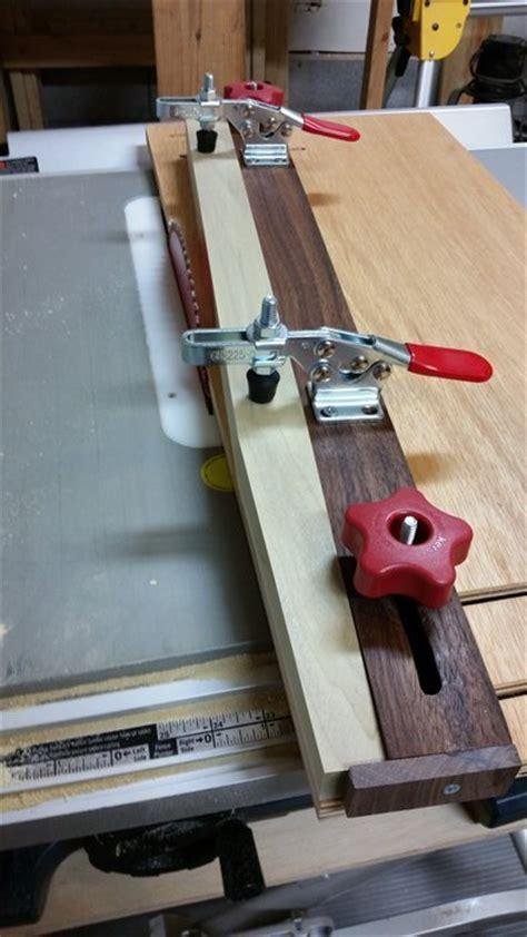 tapering jig  matt  franklin  lumberjockscom