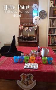 Harry Potter Decoration : harry potter birthday parties printables papier bonbon ~ Dode.kayakingforconservation.com Idées de Décoration