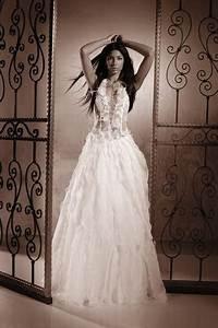 Robe De Mariée Originale : robe de mariee originale ~ Nature-et-papiers.com Idées de Décoration