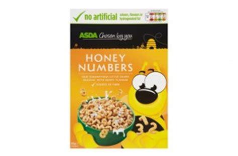 shocking sugary truth  kids cereals asda honey