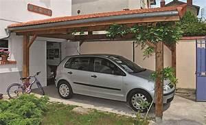 Construire Un Carport : construire soi m me un carport pour sa voiture ~ Premium-room.com Idées de Décoration